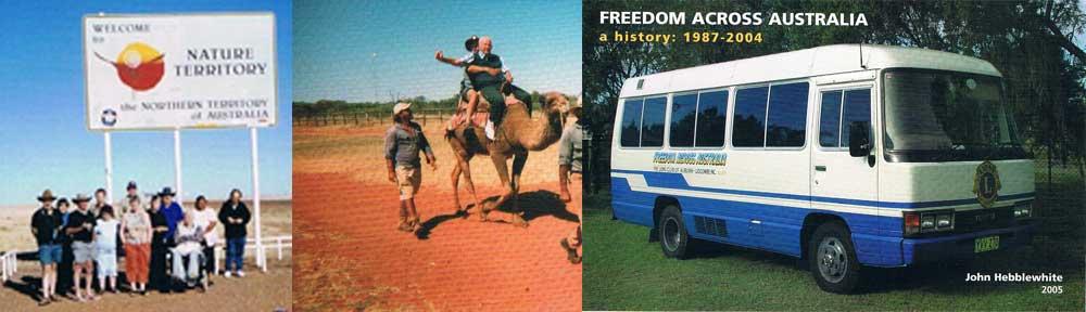 Freedom Across Australia